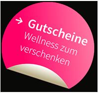 Gutscheine - Wellness zum verschenken
