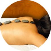 Gutschein Hot Stone Massage